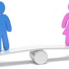 Les forces hommes-femmes