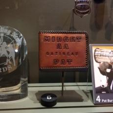 ''Hockey, au musée canadien de l'histoire''