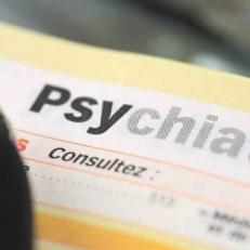 Une pénurie de psychiatres touche l