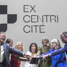 Le pavillon Excentricité de la Cité, maintenant une réalité!