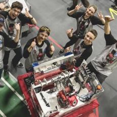 Compétition de robotique