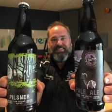 Pilsner et Pale Ale