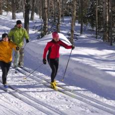 Le ski de fond, une activité populaire !