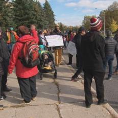 Grève dans les collèges: 5ème semaine