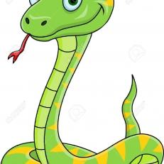 Un drôle de serpent