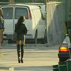 Prostitution à Vanier: s