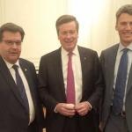 Les maires du Canada en visite à Ottawa