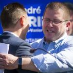 André Marin, candidat PC dans Ottawa-Vanier