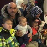 La moitié des réfugiés ne sont pas logés