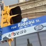 La rue Rideau partiellement rouverte demain