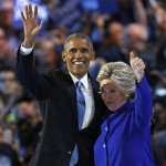 Barack Obama se prononce à la convention démocrate