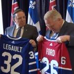 Rencontre entre Legault et Ford à Queen's Park
