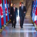 Le Canada veut sa place au Conseil du sécurité de l'ONU