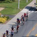 Des ambulanciers à vélo pour le Tour Paramédic