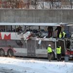 Un recours collectif déposé en lien avec l'accident d'autobus d'OC Transpo