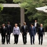 Sommet du G7 : économie, réfugiés et rançons