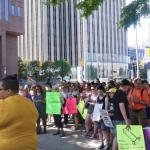 35 00 élèves vont manifester contre les changements apportés au programme d'éducation sexuelle