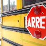 Transport scolaire annulé dans toute la région