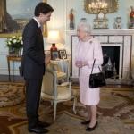 Trudeau au Royaume-Uni
