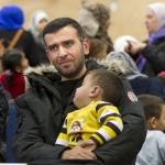 Réfugiés syriens : barrière linguistique, soupes populaires qui débordent et logements trop chers