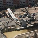 Plusieurs morts dans l'effondrement d'un pont