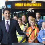 Investissement du fédéral dans la 2e phase du train léger